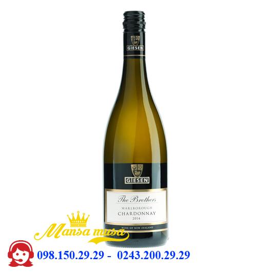 Vang Chardonnay 2017