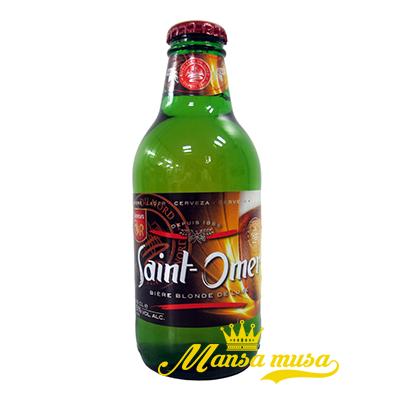 Bia Pháp Saint Omor 5% chai 250ml