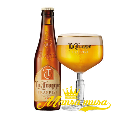 Bia Hà Lan La Trappel Tripel 8% (chai 330ml)