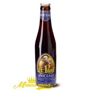 Bia St.Paul Speciale 5,5% chai 330ml