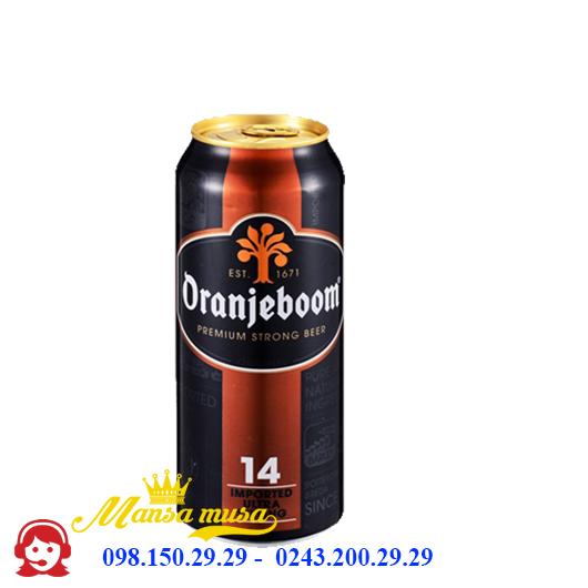 Bia Hà Lan Oranjeboom Premium Strong 14%