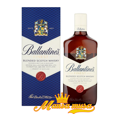 Rượu Ballantines Finest 750ml