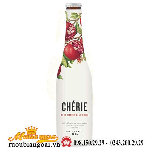 Bia Bỉ Cherie Grenade