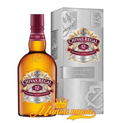 Rượu Chivas 12 năm