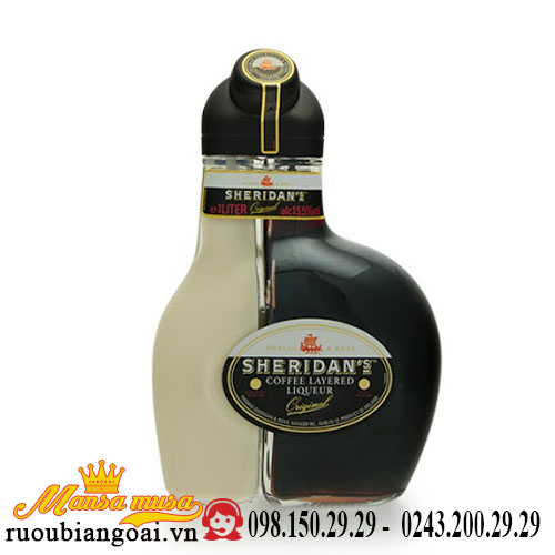 Rượu Sữa Coffee Sheridan's