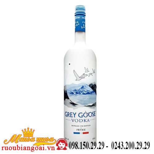 Rượu Vodka Grey Goose 4.5 lít