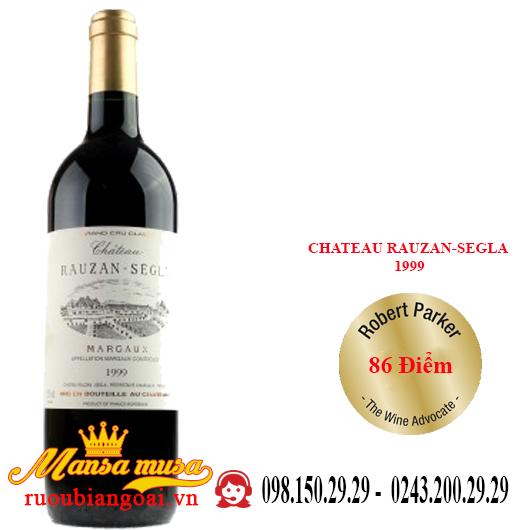 Vang Pháp Chateau Rauzan-Segla 1.5L 1999
