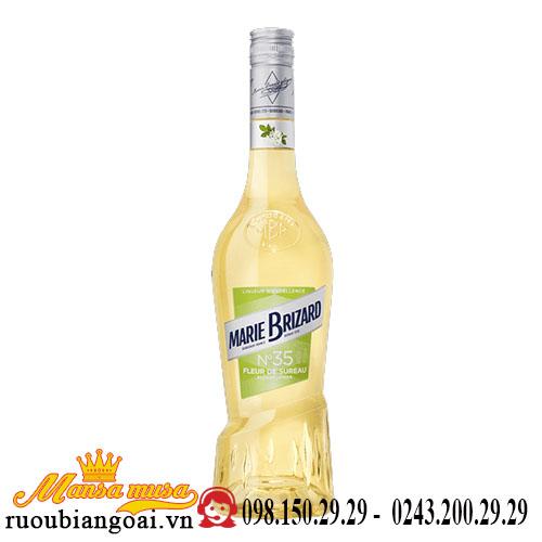Rượu Mùi Marie Brizard Elderflower