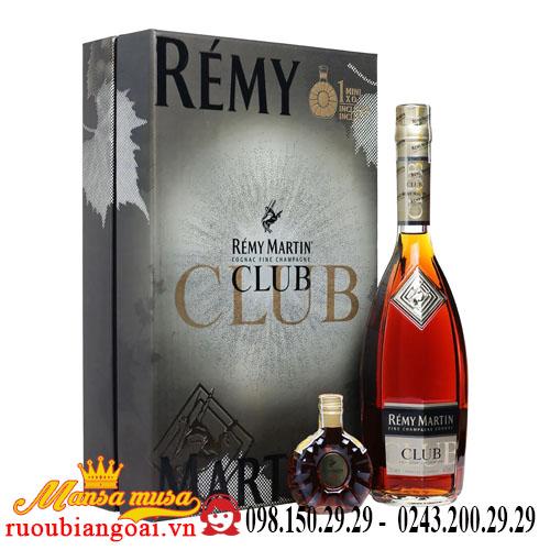 Rượu Remy Martin Club – Hộp quà tết 2020