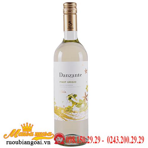 Vang Ý Danzante Pinot Grigio