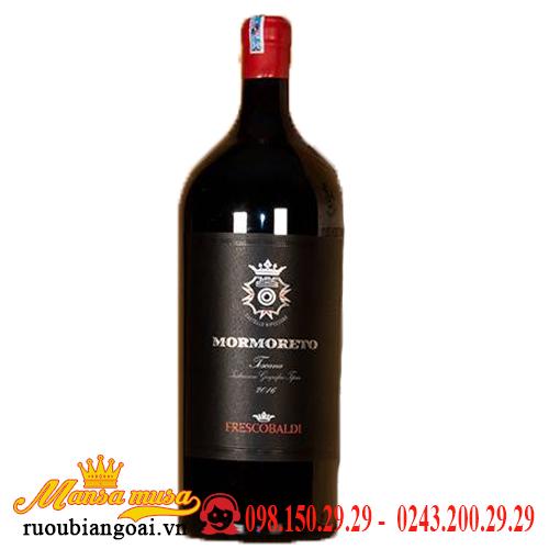 Vang Ý Nipozzano Mormoreto – 6L
